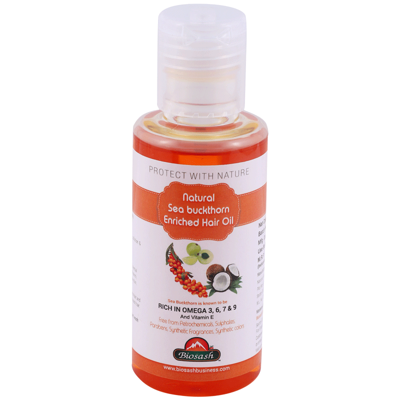 Sea Buckthorn Hair Oil