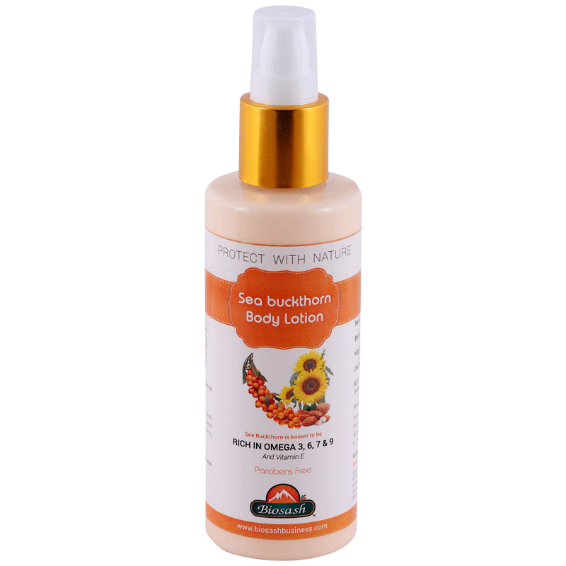 Seabuckthorn Body Lotion