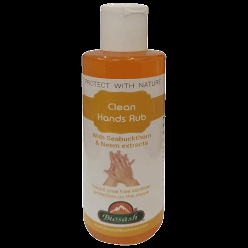 Clean Hands Rub 200ml