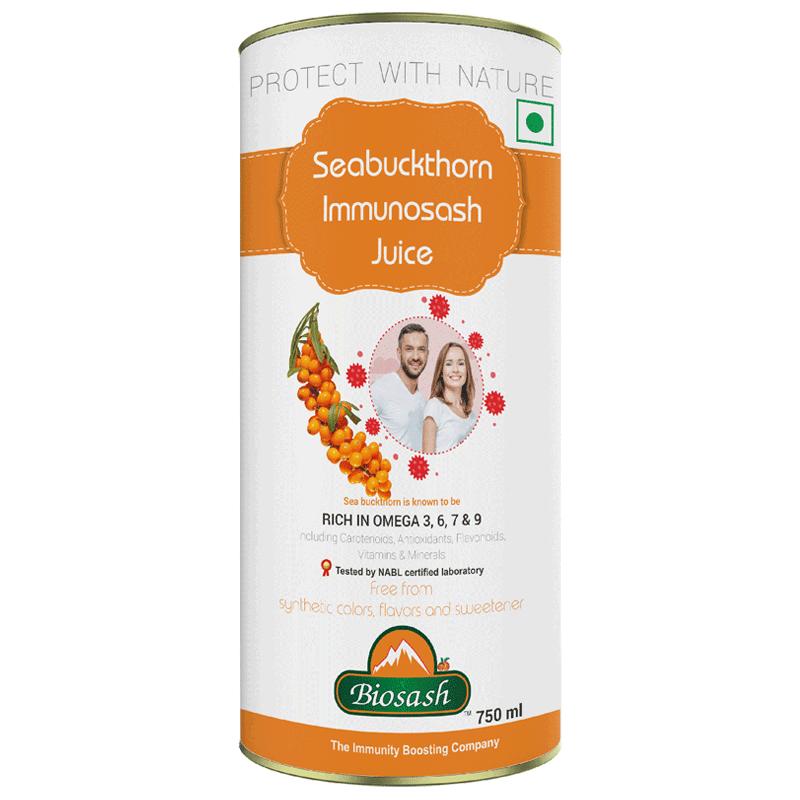 Seabuckthorn Immunosash Juice