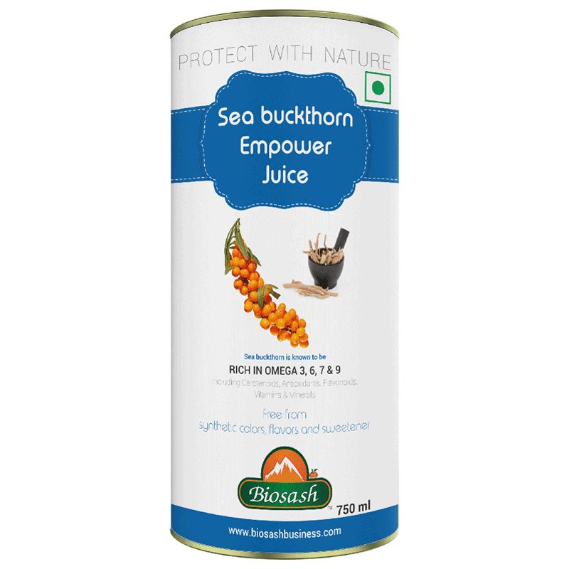 Seabuckthorn Empower Juice
