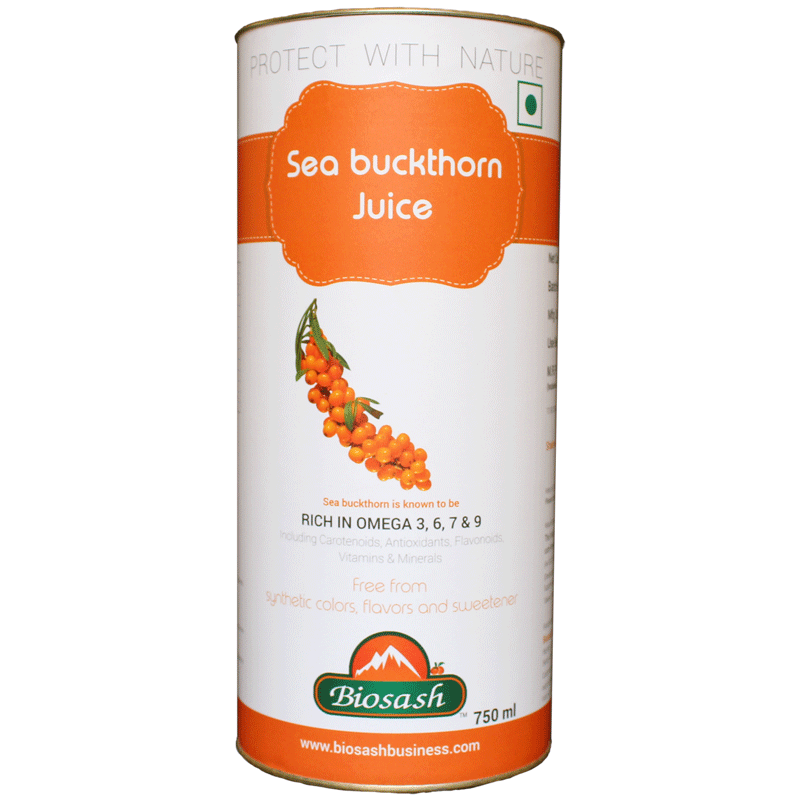 Seabuckthorn Juice
