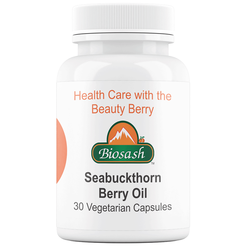 Seabuckthorn Berry Oil Capsule