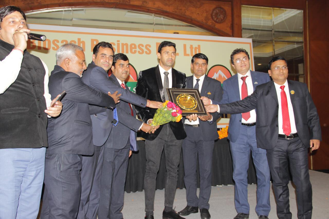 Achievers Celebration at New Delhi