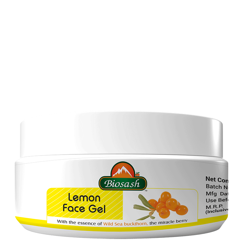 Lemon Face Gel