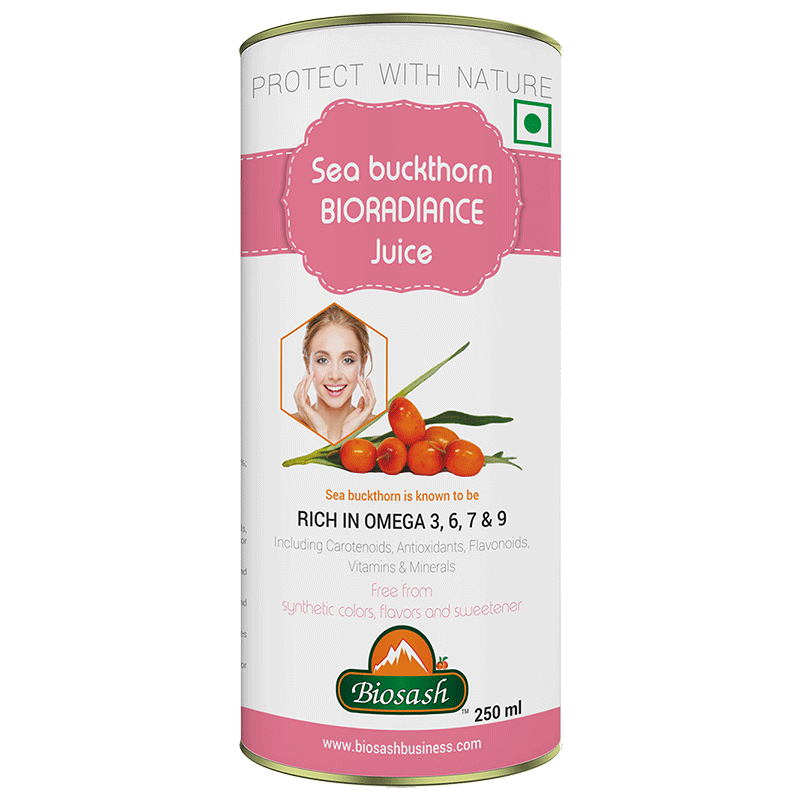 Seabuckthorn Bioradiance Juice