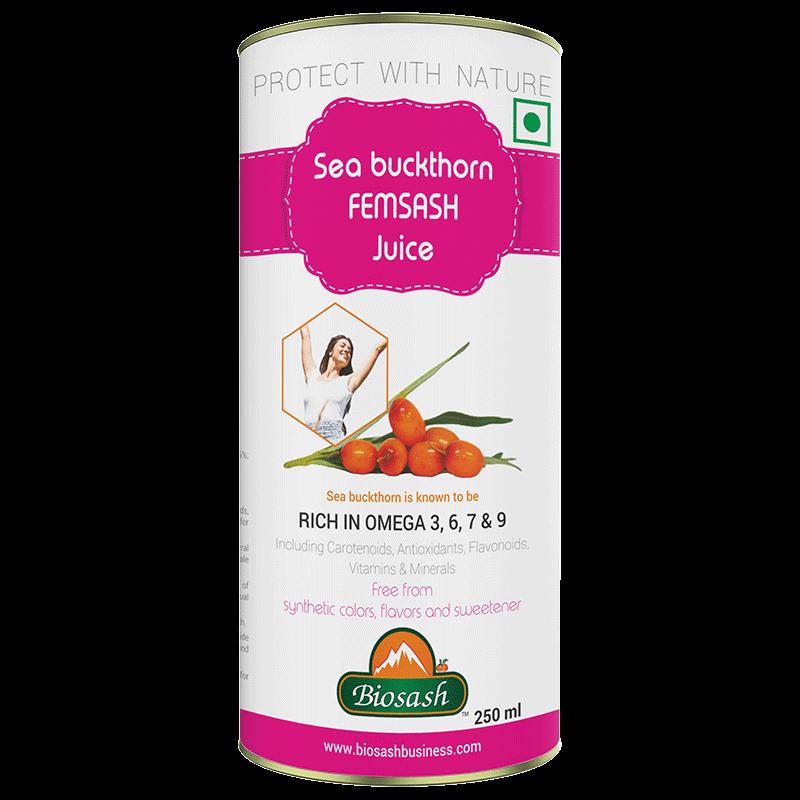 Seabuckthorn Femsash Juice