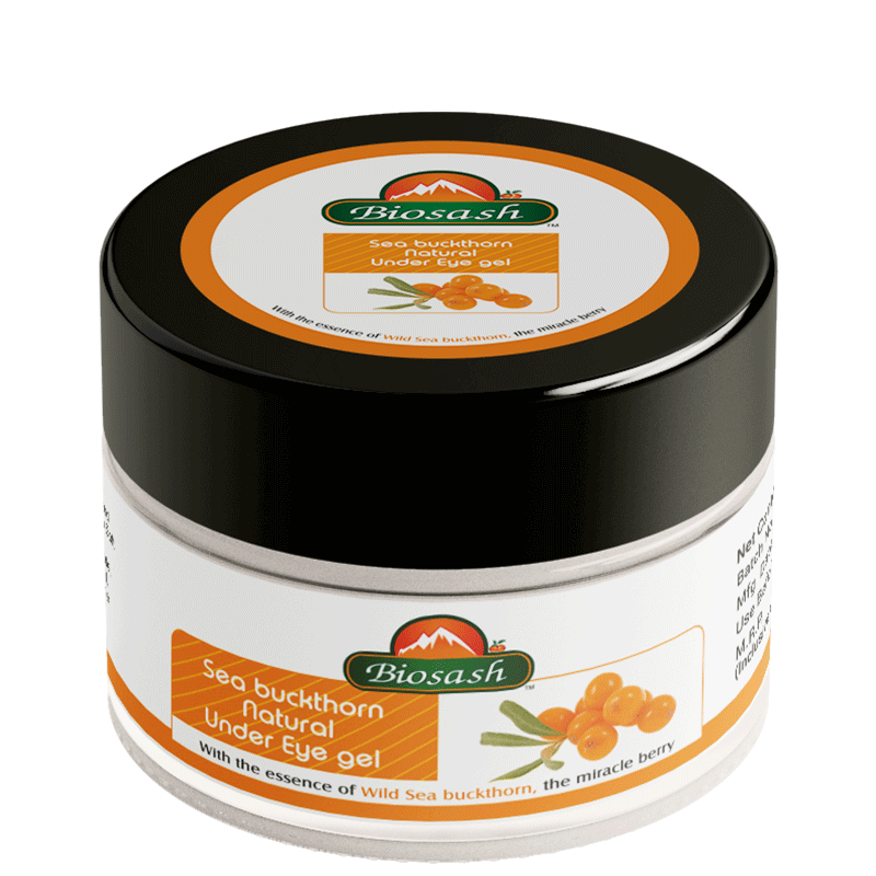 Sea Buckthorn Natural Under Eye Gel