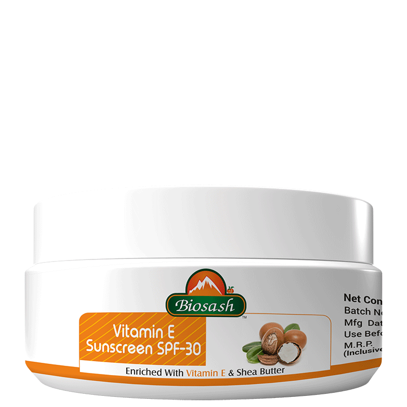 Vitamin E Sunscreen SPF-30