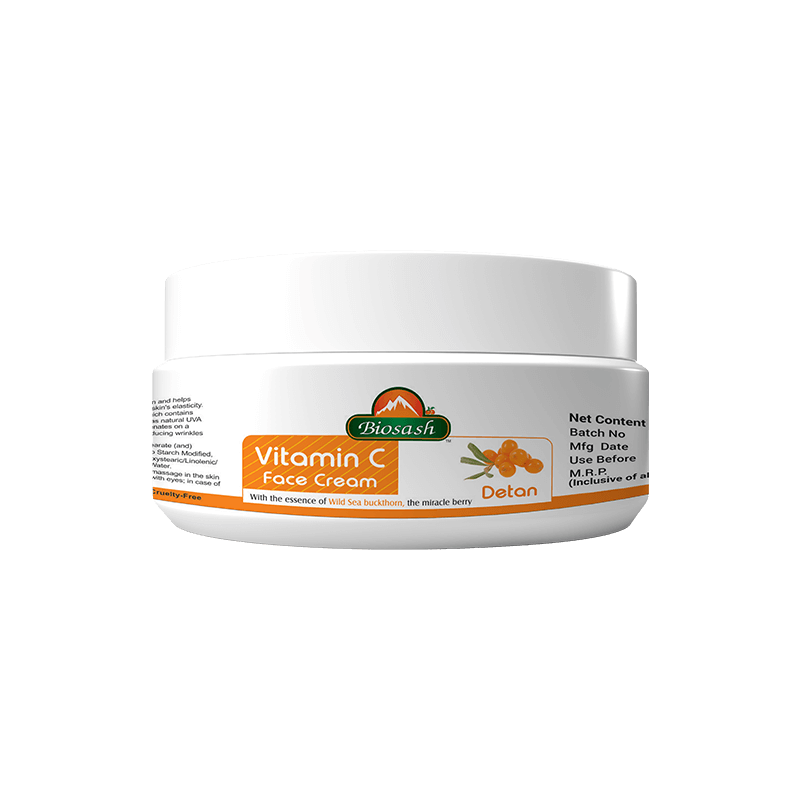 VITAMIN-C FACE CREAM (DE TAN)