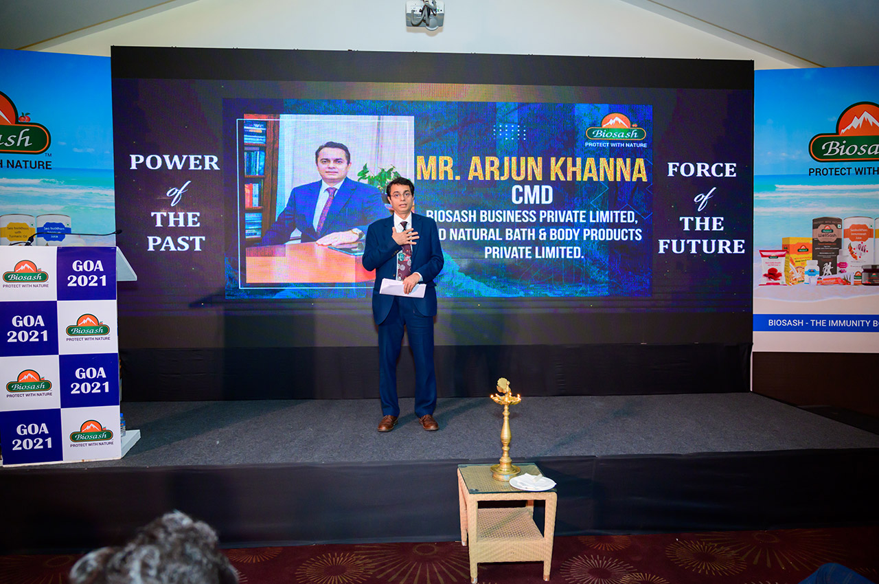 Goa 2021 – Power of The Past, Force of The Future