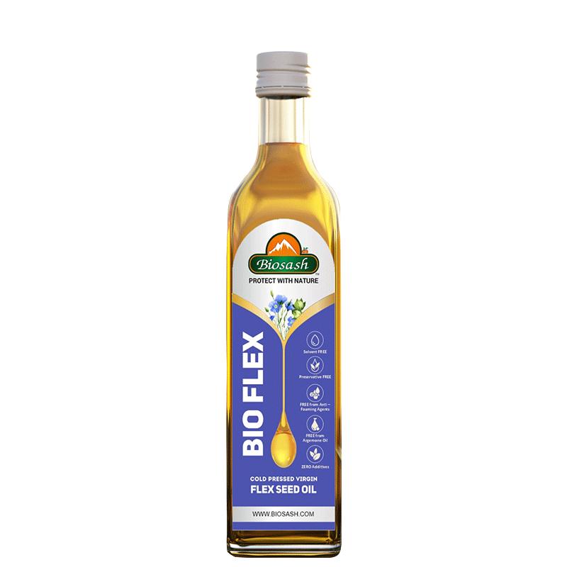 BIOFLEX COLD PRESSED FLEX SEED OIL